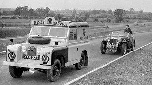 Roadside recovery services: A brief history