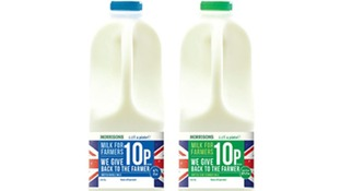 Morrisons agrees to pay farmers more for milk - will shoppers?