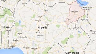 Nigeria's Borno state.