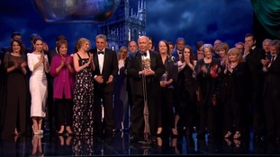 Downton Abbey presented with special BAFTA award