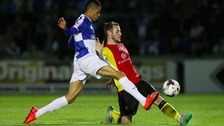Birmingham City were in action tonight