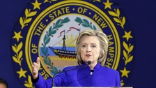Mrs Clinton has previously resisted calls to have the emails independently inspected.