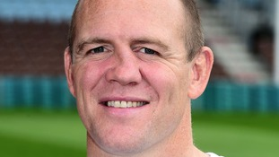 Former England rugby star Mike Tindall has said he is ready to get his nose fixed