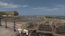 The beach at Staithes may be delisted