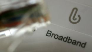 High-speed fibre broadband