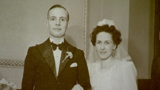 Jim and Jean married when he returned from the Far East