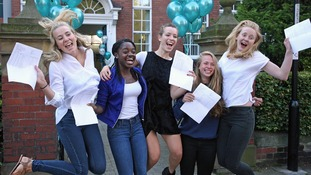 Fewer students were awarded the top A-level grades this year