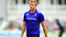 England all-rounder David Willey was in incredible form for Northamptonshire Steelbacks last night.