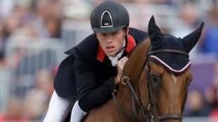 Brash rides to Olympic glory