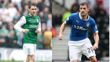 Queen of the South sign Paul Heffernan and Kyle Hutton