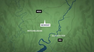 Police investigate after body found in Newent