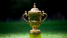 Members of the public can catch a glimpse of the Webb Ellis Cup