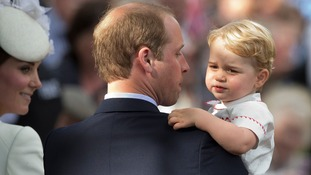 Paparazzi's 'harassment' of Prince George: Kensington Palace's letter in full