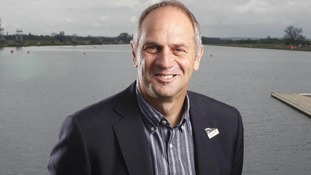 Five-times Olympic gold medallist Sir Steve Redgrave