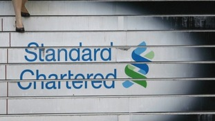 Standard Chartered has been accused of scheming with the Iranian government