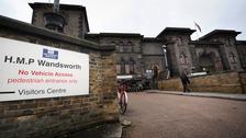 Wandsworth is Britain's largest prison.