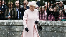 The Queen will join veterans and former prisoners of war for a service at St Martin-in-the-Fields Church.