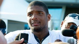 Michael Sam thanked his Twitter followers for their support.