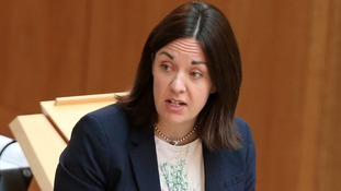 Kezia Dugdale wins Scottish Labour leader race