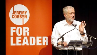 Corbyn promises to create a level playing field between small businesses and corporations.