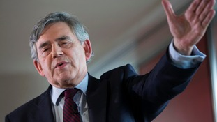 Corbyn camp welcomes Brown's comments on Labour despite former leader's veiled warning