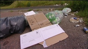 Fly-tipping problems