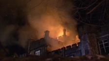 Ryde Hotel Fire