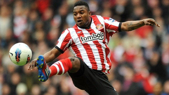 Sunderland forward Stephane Sessegnon has suffered an ankle injury scare.