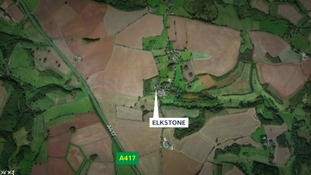 Body found near Elkstone