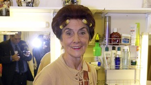 June Brown has played Dot Cotton since the show began