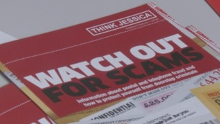 Cash back for people conned through scams