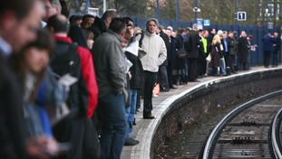 Rail fares have risen nearly three times faster than wages over the past five years