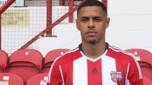 New City striker?