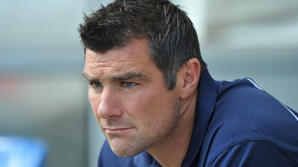 Richie Barker has left Bury and is poised to take over at Crawley.