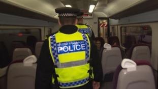 train crimes