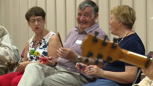 Music groups are helping people with dementia