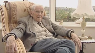 The 'oldest man' in Wales dies aged 108