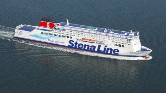 The Stena Hollandica
