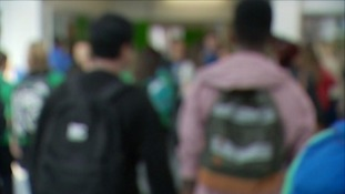 Students in Somerset have been warned against parting with large sums of money.