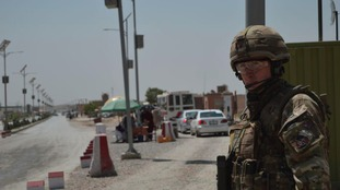 Troops from the 1st Battalion The Royal Anglian Regiment are returning to the UK from Afghanistan today.