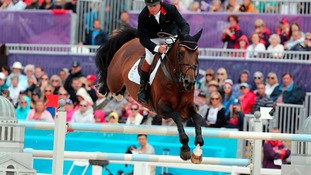 Nick Skelton goes for his second Olympic gold in show jumping