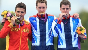 Alistair Brownlee Triathlon Olympics