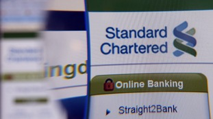 Standard Chartered Bank online