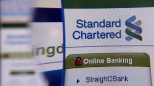 Standard Chartered Bank online