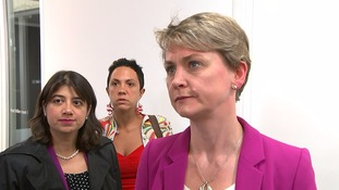 Yvette Cooper says Jeremy Corbyn must respond to questions over associations with 'extremist' figures
