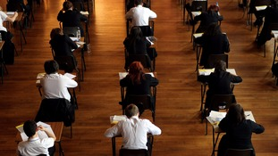 GCSE results expected to show small rise in C grades and above