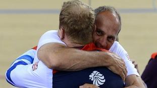 Sir Chris Hoy Olympics Sir Steve Redgrave