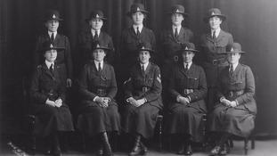 Cumbria Police celebrate a century