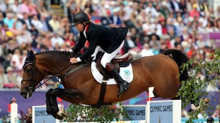 Nick Skelton Olympics 2012 Team GB