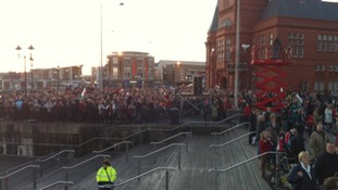 Cardiff Bay; Rugby; Six Nations